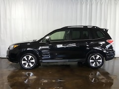 Certified 2018 Subaru Forester 2.5i Limited CVT SUV in Cuyahoga Falls