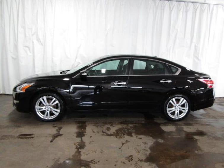Used 2015 Nissan Altima Sdn V6 3.5 SL Sedan for sale in Cuyahoga Falls, OH