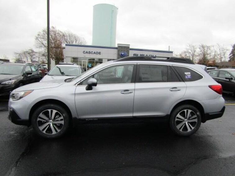 New 2019 Subaru Outback 2.5i Limited SUV in Cuyahoga Falls, OH