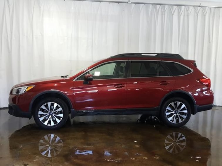 Used 2015 Subaru Outback Wgn 2.5i Limited SUV for sale in Cuyahoga Falls, OH