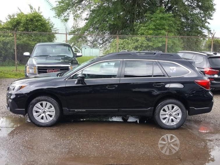 New 2019 Subaru Outback 2.5i Premium SUV in Cuyahoga Falls, OH