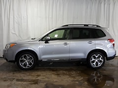 Used 2016 Subaru Forester CVT 2.5i Touring PZEV SUV S197121 in Cuyahoga Falls