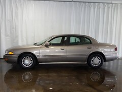 Used 2002 Buick LeSabre Sdn Custom Sedan S198262 in Cuyahoga Falls