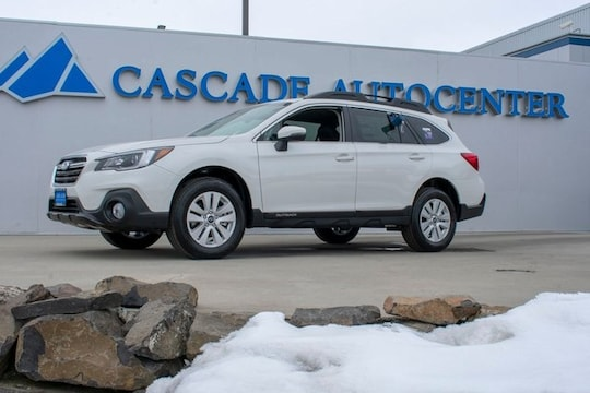 Welcome to Cascade Subaru   Wenatchee, WA, Subaru Sales