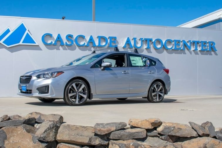 New 2019 Subaru Impreza 2.0i Sport 5-door in Wenatchee