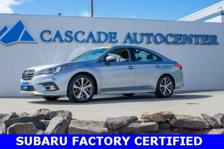 Used 2018 Subaru Legacy 2.5i Sedan in Wenatchee