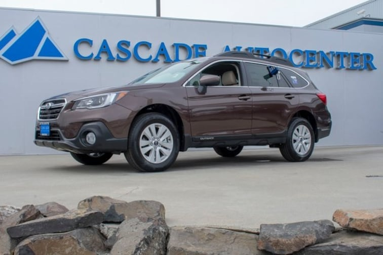 New 2019 Subaru Outback 2.5i Premium SUV in Wenatchee