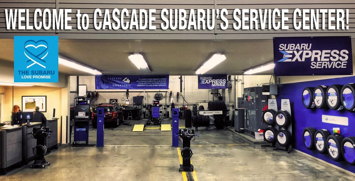 Cascade Auto Repair >> Cascade Subaru Service Center Staff Wa Subaru Service Center