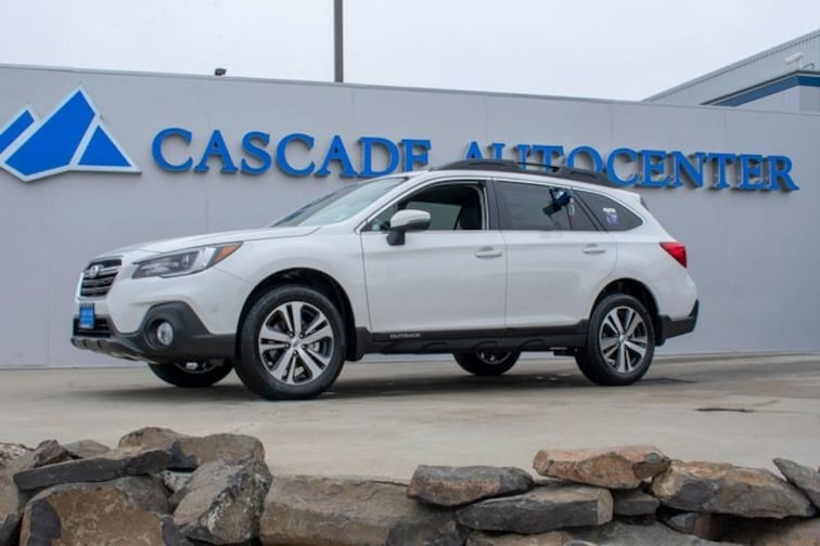 New 2019 Subaru Outback 2.5i Limited SUV in Wenatchee