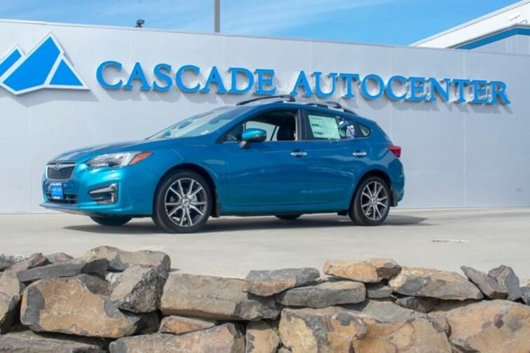 New 2019 Subaru Impreza 2.0i Limited 5-door in Wenatchee
