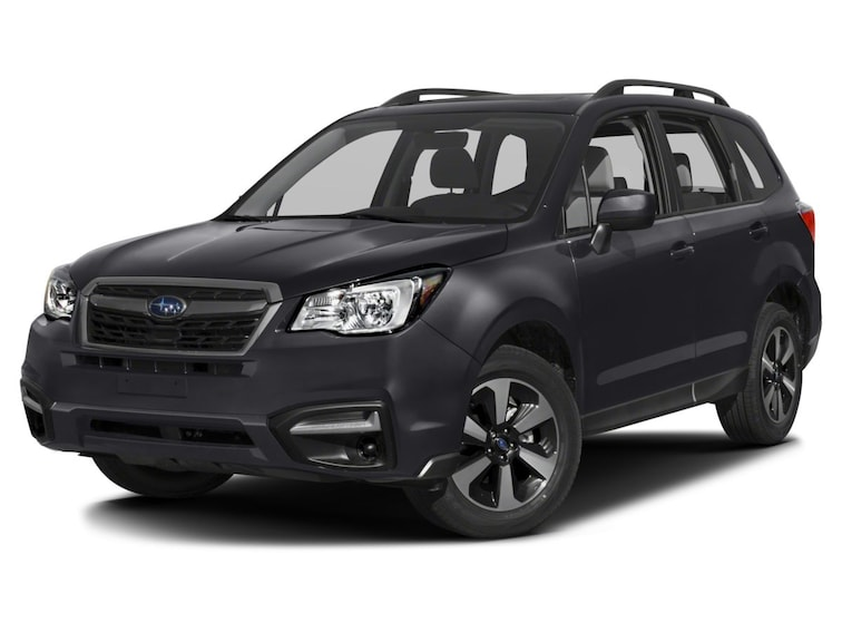 Used 2017 Subaru Forester 2.5i Premium SUV in Wenatchee