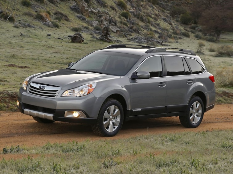 Used 2011 Subaru Outback 2.5i SUV in Wenatchee