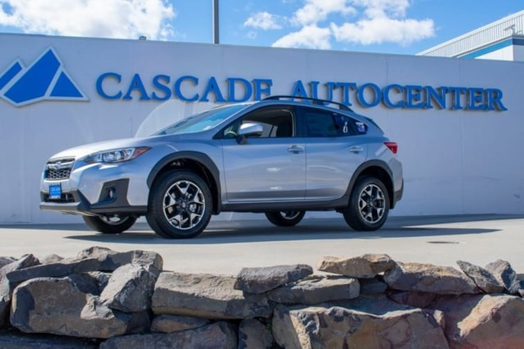 New 2019 Subaru Crosstrek 2.0i Premium SUV in Wenatchee