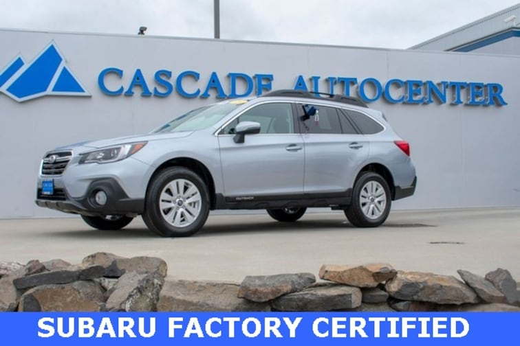 Used 2018 Subaru Outback 2.5i SUV in Wenatchee
