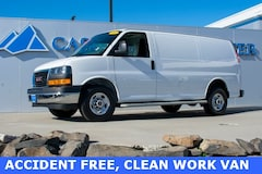 2018 GMC Savana 2500 Work Van Cargo Van