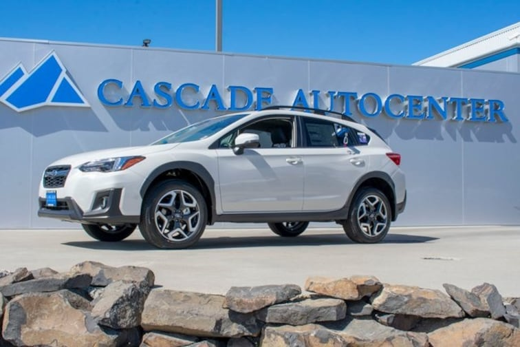 New 2019 Subaru Crosstrek 2.0i Limited SUV in Wenatchee
