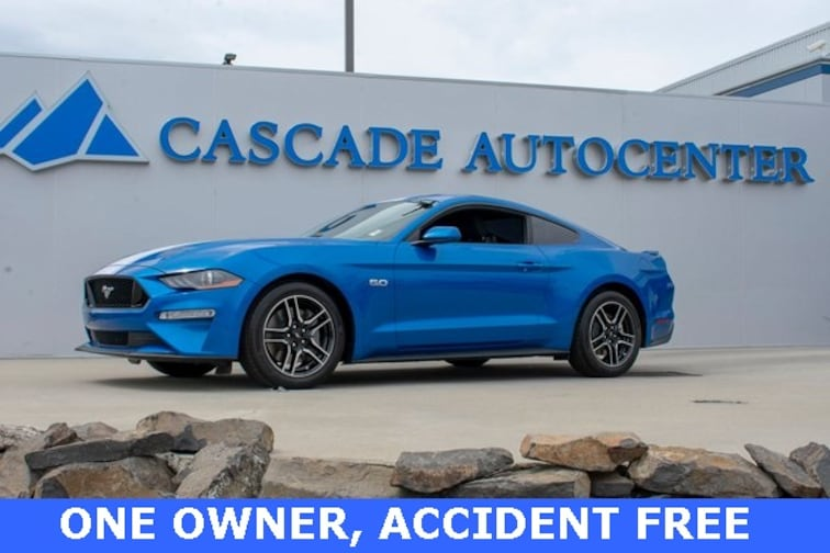 Used 2019 Ford Mustang GT Coupe in Wenatchee