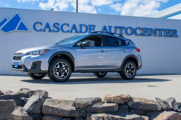 New 2019 Subaru Crosstrek 2.0i SUV in Wenatchee