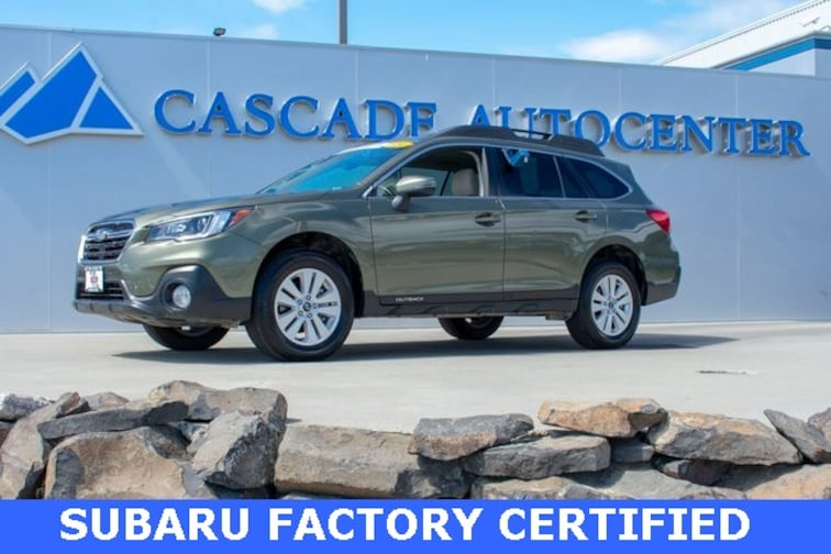 Used 2018 Subaru Outback 2.5i SUV in Wenatchee