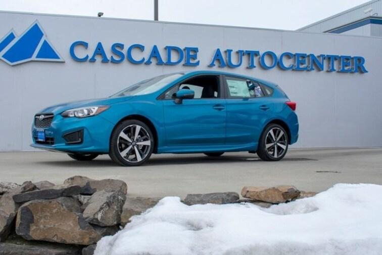 New 2019 Subaru Impreza 2.0i Sport 5-door in Wenatchee