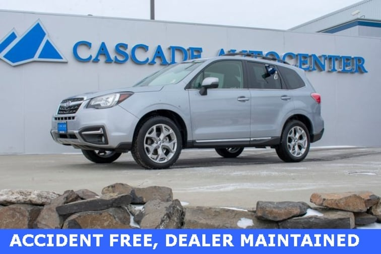 Used 2018 Subaru Forester 2.5i Touring SUV in Wenatchee