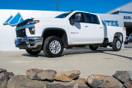 2020 Chevrolet Silverado 2500HD LT Truck