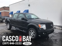 2014 Ford F-150 STX Crew Cab Short Bed Truck