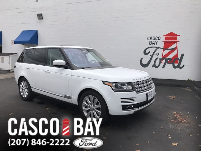 2016 Land Rover Range Rover 3.0 Supercharged HSE SUV