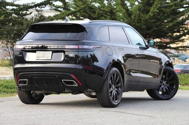 2018 Range Rover Velar For Sale Seaside Salinas Land Rover