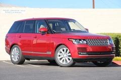 2017 Land Rover Range Rover 3.0L V6 Turbocharged Diesel HSE Td6 SUV