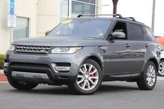 2016 Land Rover Range Rover Sport V8 SUV
