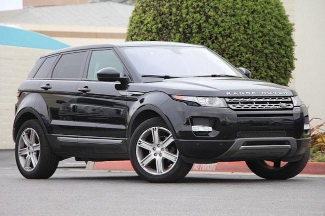 Used 2015 Land Rover Range Rover Evoque For Sale Seaside Ca Vin