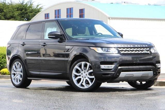 Range Rover Sport Used >> 2016 Land Rover Range Rover Evoque Se Suv