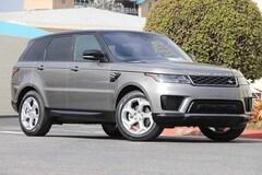 2018 Land Rover Range Rover Sport HSE SUV