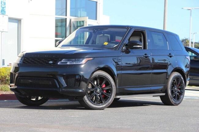2020 Land Rover Range Rover Sport HST