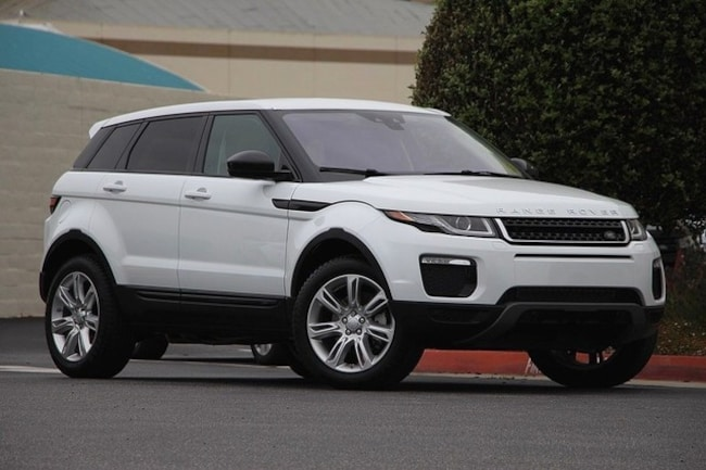 Used 2016 Land Rover Range Rover Evoque For Sale Seaside Ca Vin