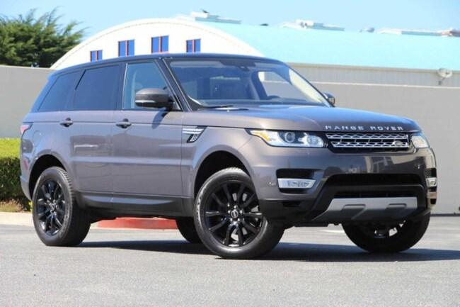 2016 Land Rover Range Rover Sport HSE SUV