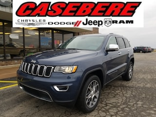 New 2021 Jeep Grand Cherokee LIMITED 4X4 Sport Utility for sale near Toledo