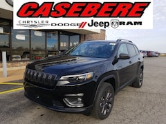 New 2021 Jeep Cherokee LATITUDE LUX 80TH ANNIVERSARY 4X4 Sport Utility for sale in Bryan, OH