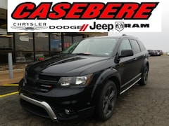 Used 2019 Dodge Journey Crossroad SUV for sale in Bryan, OH