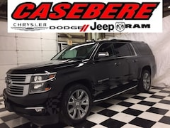 Used 2016 Chevrolet Suburban LTZ SUV for sale in Bryan, OH