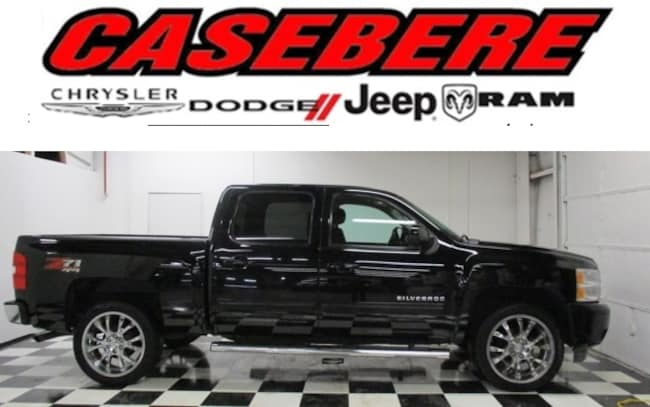 Used 2012 Chevrolet Silverado 1500 LT Crew Cab Short Bed Truck for sale in Bryan OH