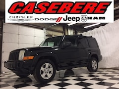 Used 2006 Jeep Commander Base SUV for sale in Bryan OH