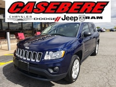 2012 Jeep Compass Sport SUV For sale in Bryan OH, near Fort Wayne IN