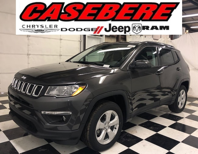 new  2019 Jeep Compass LATITUDE 4X4 Sport Utility in Bryan OH