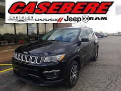 Used 2019 Jeep Compass Latitude SUV 3C4NJCBB4KT772915 for sale in Bryan OH