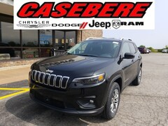 New 2021 Jeep Cherokee LATITUDE PLUS 4X4 Sport Utility for sale in Bryan, OH
