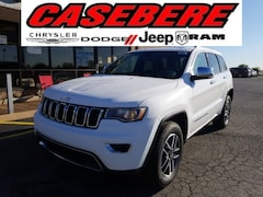 New 2021 Jeep Grand Cherokee LIMITED 4X4 Sport Utility for sale near Fort Wayne
