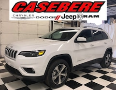 New 2019 Jeep Cherokee LIMITED 4X4 Sport Utility for sale in Bryan, OH