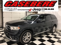 Used 2016 Dodge Durango Limited SUV for sale in Bryan, OH